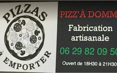 Restaurant Pizza Domme